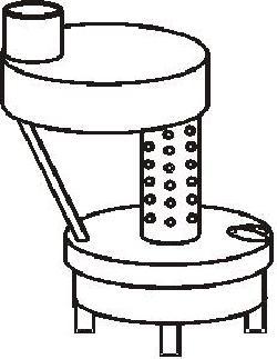 Печь буржуйка на отработанном масле предназначена для отопления промышленных зданий, гаражей, теплиц, автомастерских...